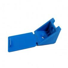 Уголок пластмассовый №13 Синий