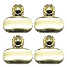 Зеркалодержатель №159 золото (4шт)
