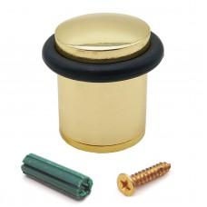 Ограничитель дверной М71В золото