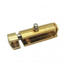 Шпингалет 808С золото