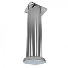 Опора мебельная 50*200 мм  (В-140) 0,6 мм, хром