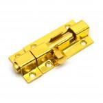 Шпингалет 807С золото