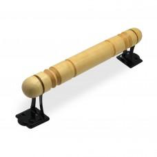Ручка-скоба РС200TR деревянная (береза)