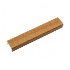Профиль торцевой 100мм орех таволото