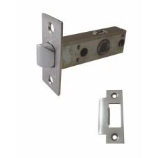 002-HD SOLLER сатин защелка дверная