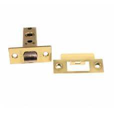 002-HD SOLLER золото защелка дверная