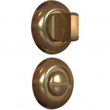 Завертка дверная для ванных комнат BK-02 AB SOLLER бронза