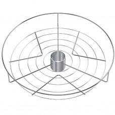 Полка центральная (350*63) d-50мм SOLLER