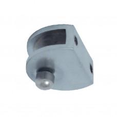 Стеклодержатель 820L матовый хром (DC)