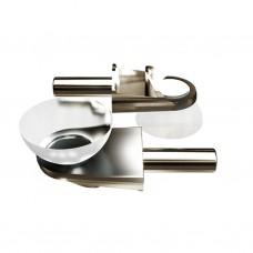 Полкодержатель для стекла с присоской (05618)