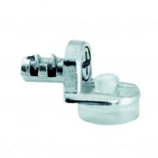 Полкодержатель для стекла с присоской 5*10 (05619)