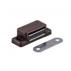 Магнит мебельный L-74 h-15 коричневый SOLLER 60/600