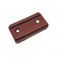 Подпятник (коричневый) 1763 /100/