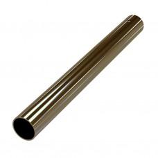 Труба для опоры мебельная 710*60 0,9 мм, бронза /4/