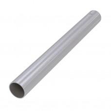 Труба для опоры мебельная 710*60 0,9 мм, мат. никель /4/
