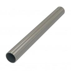 Труба для опоры 820*60 0,8 мм, матовый хром /4/