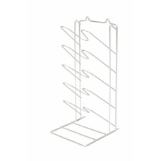 Подставка под крышки белая горизонтальная (8.2)