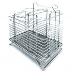 Подставка для столовых приборов 150*115*185 мм 1/16
