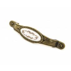 Ручка мебельная ZY-10483-96 античная бронза