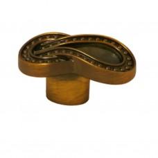 Ручки мебельные 38-ZY античная медь