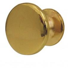 Ручки мебельные SOLLER 306С золото d-24мм
