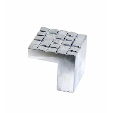 Ручка мебельная ZY-62-К хром
