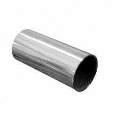 Труба 3м хром d-25 (сталь 0,6 мм)