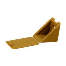 Уголок пластмассовый №5 Миндаль