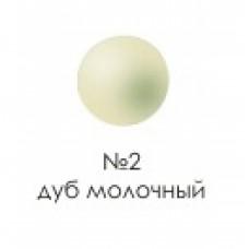 Заглушка д/конфирмата №2 Дуб молочный