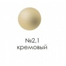 Заглушка д/конфирмата №2.1 Кремовый  /1000/