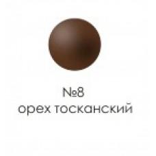 Заглушка д/конфирмата №8 орех тосканский /1000/