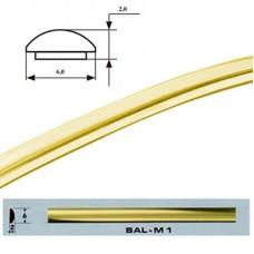 Профиль под золото гибкий 5,5мм