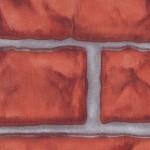 Пленка самоклеящаяся 0,45*8м 2600 красный кирпич