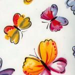 Пленка самоклеящаяся 0,45*8м 8116 бабочки