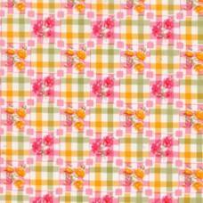 Пленка самоклеящаяся 0,45*8м 8218 розовые цветы