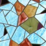 Пленка самоклеящаяся 0,45*8м 8229 мозаика