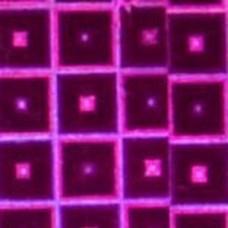 Пленка самоклеящаяся голограмма 0,45*8м М011К малиновая