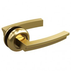 Комплект дверных ручек ZY-505 AB SOLLER бронза  /24/
