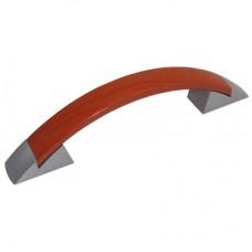 Ручка-скоба РС-27 3 вишня красная
