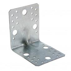 70*70*55*2мм Уголок усиленный крепежный (оцинк)