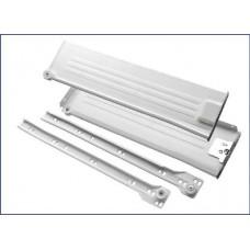 Металлобокс 400мм Н-150мм (белый)