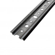 Шина для кухонных шкафов L-2м 35*1,5мм полимер 10