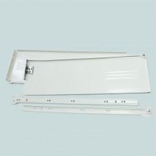 Металлобокс 450мм Н-150мм (белый)