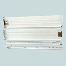 Металлобокс 450мм Н-86мм (белый)