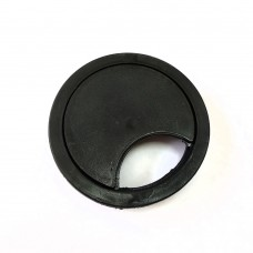 Розетка для компьютерного стола (черная)